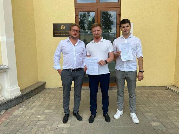 «Новые люди» передали в нижегородский избирком более 13,5 тысяч подписей  - фото 2