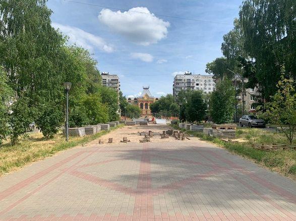 Депутат Госдумы предложил отдать брусчатку с Ярмарочного проезда в районы Нижегородской области - фото 8